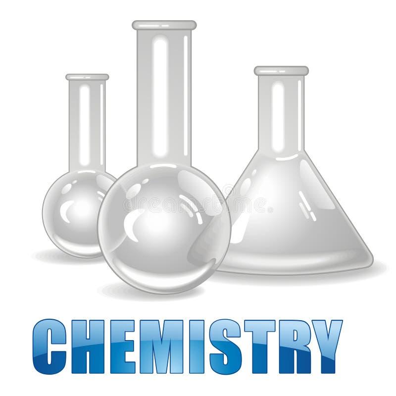 Download Chemical Bottles stock vector. Image of graduate, evaporation - 22339652