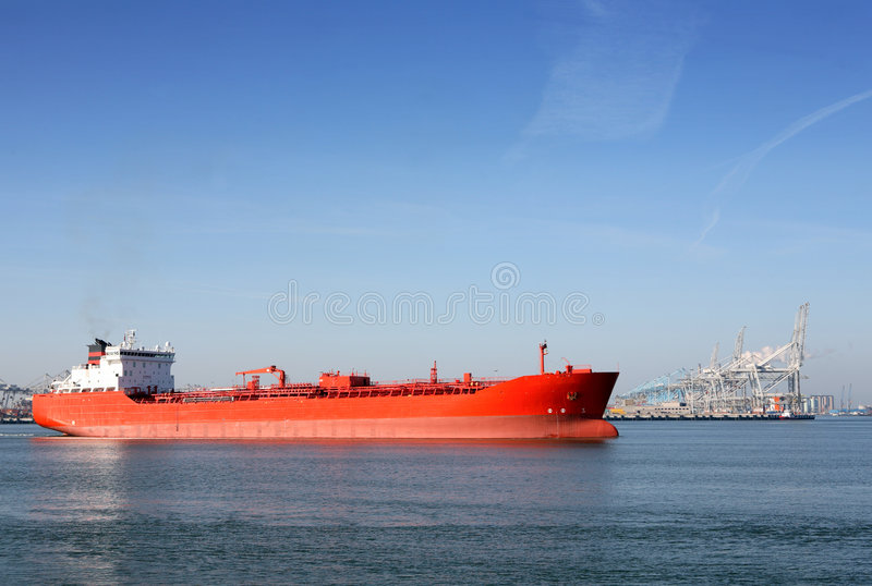 Download Chemical Carrier Stock Image - Image: 3384711