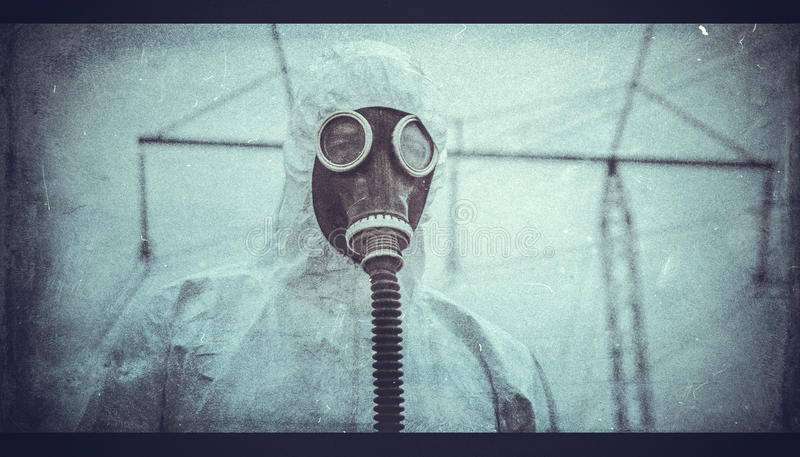 Download After chemical catastrophe stock photo. Image of isolated - 35093090