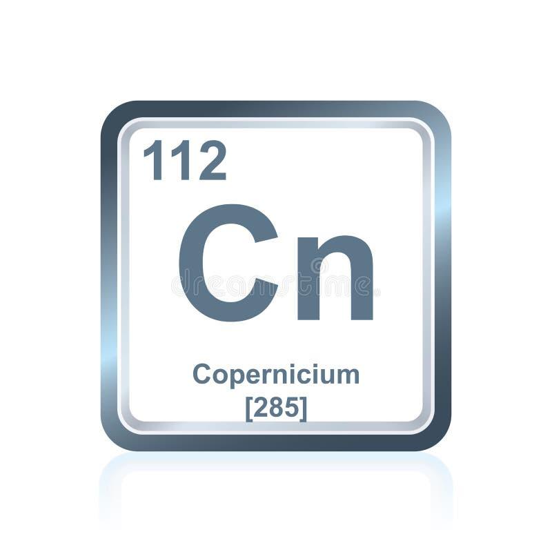 Chemical element copernicium from the periodic table stock download chemical element copernicium from the periodic table stock illustration illustration of arrangement elements urtaz Choice Image