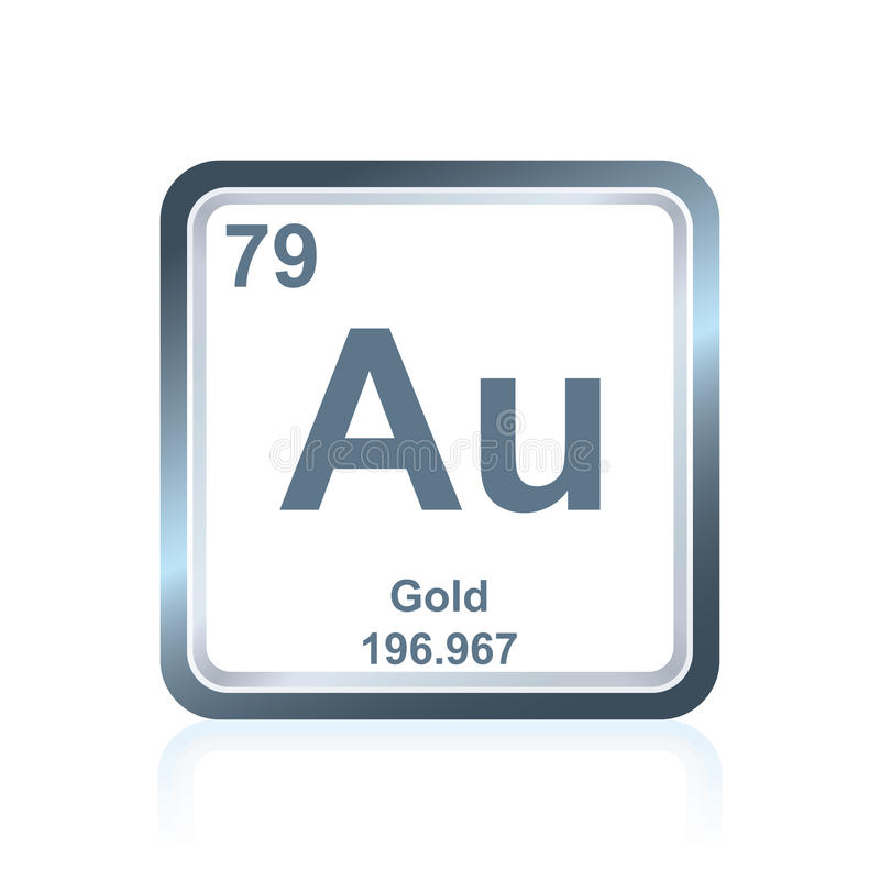 Chemical element gold from the periodic table stock illustration download chemical element gold from the periodic table stock illustration illustration of number school urtaz Image collections