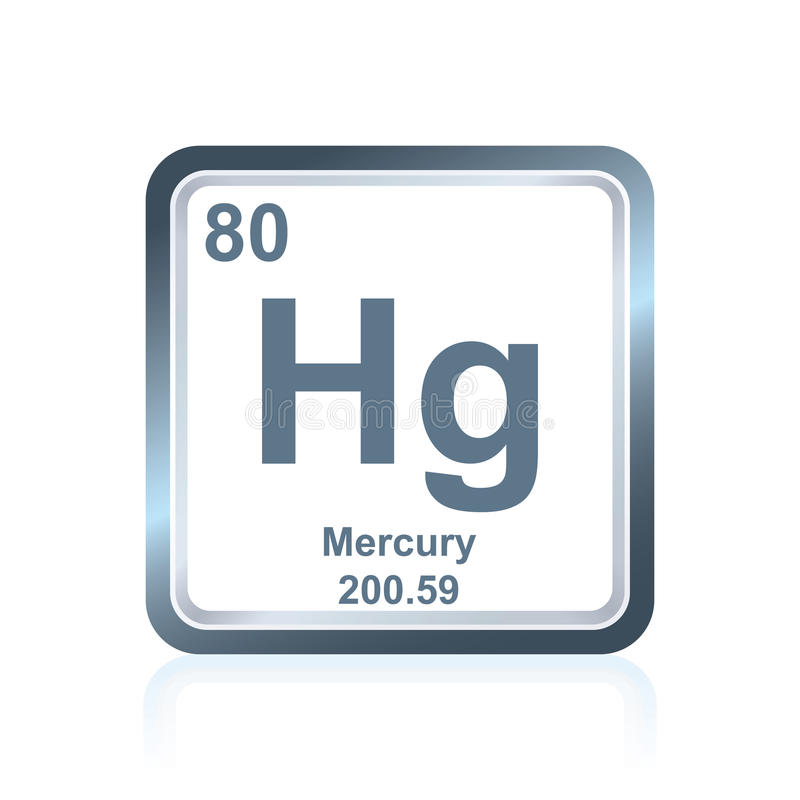 Chemical element mercury from the periodic table stock download chemical element mercury from the periodic table stock illustration illustration of elements graphic urtaz Choice Image