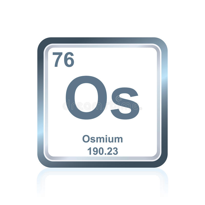 Chemical element osmium from the periodic table stock illustration download chemical element osmium from the periodic table stock illustration illustration of element representation urtaz Choice Image