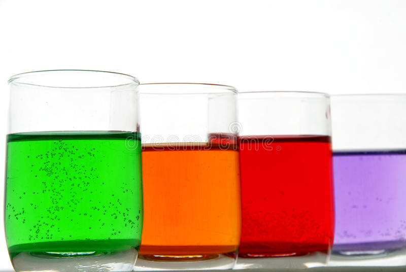 Download Chemical fluids stock image. Image of discovery, experiment - 13671851