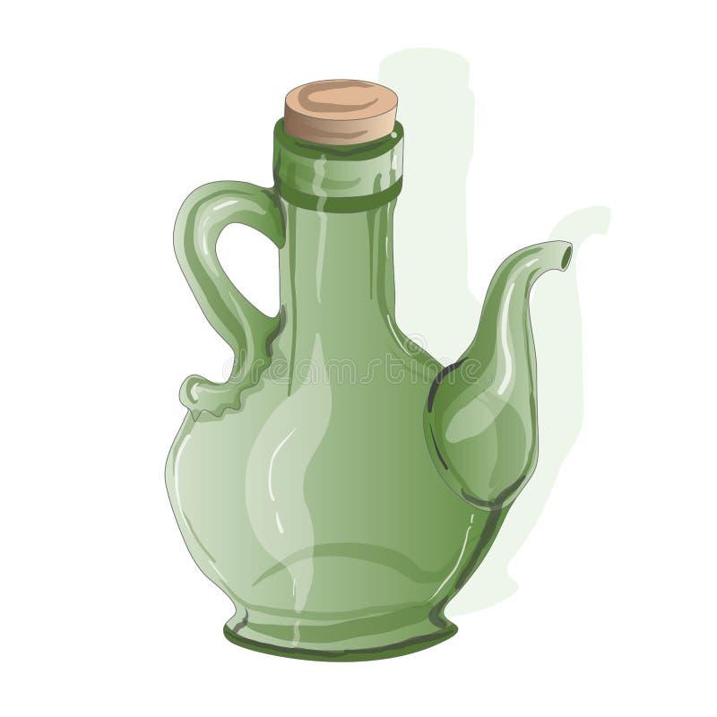 Download Chemical Glass Bottle Vintage Stock Vector - Image: 83714998