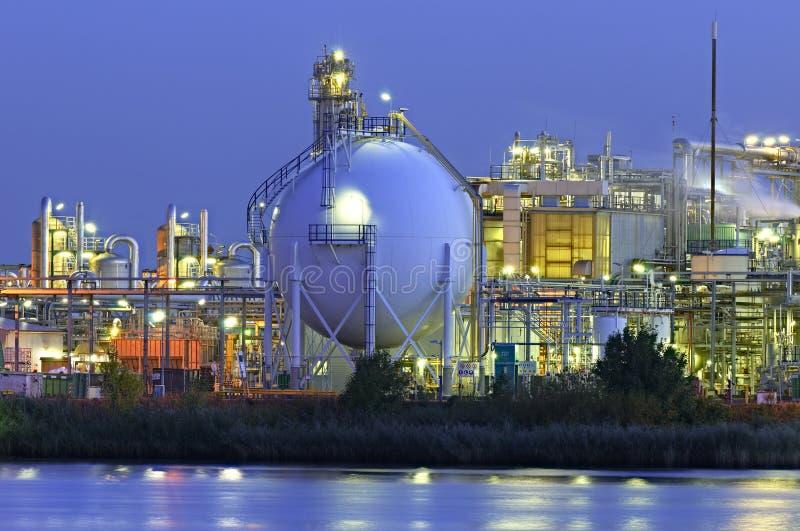 Chemical Installation stock photos