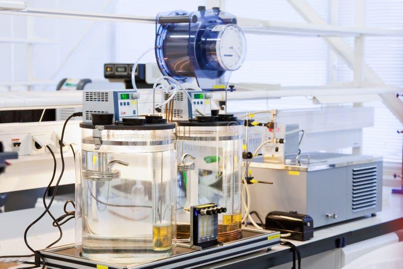 Download Chemical Laboratoriumutrustning Arkivfoto - Bild av ockupation, upptäckt: 27276604