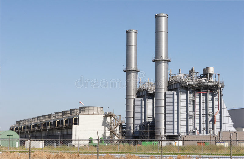 Download Chemical plant stock image. Image of catalytic, business - 1235127
