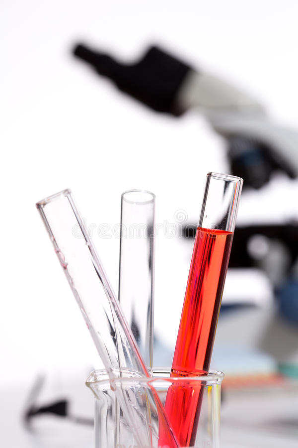 Download Chemical Scientific Laboratory Stuff Test Tubes Stock Photo - Image: 27966812