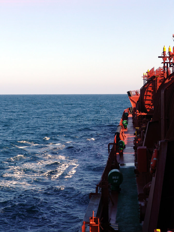 Download Chemical tamker on the way stock photo. Image of ship, seaman - 86708