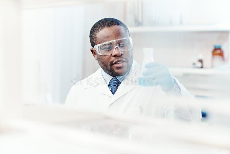 Chemical utredning arkivfoto