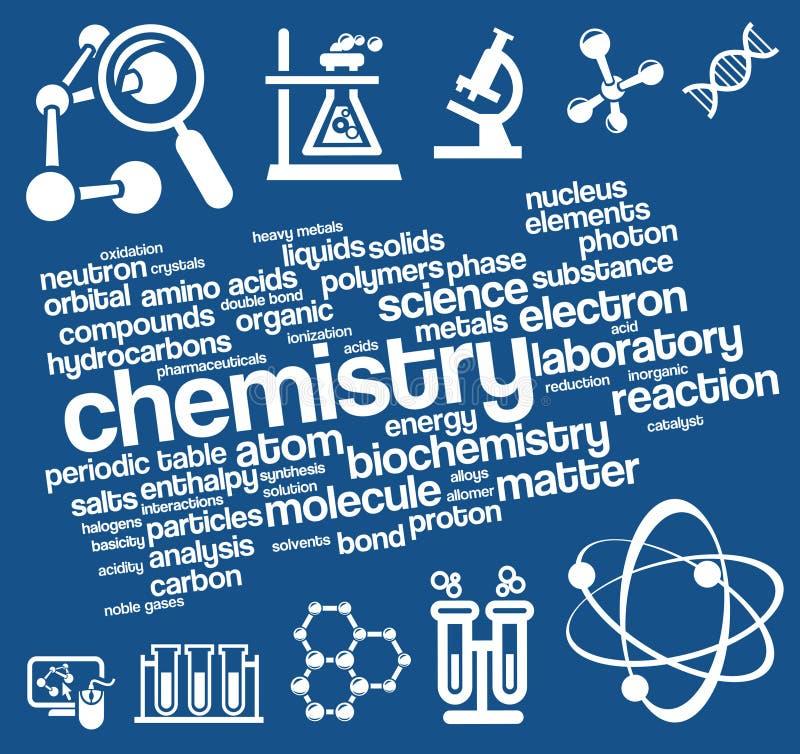 chemicals ilustracja wektor