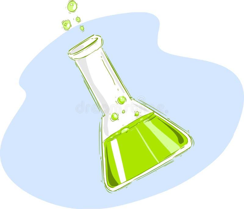 Download Chemiczne tubki ilustracja wektor. Ilustracja złożonej z stawiający - 53793065