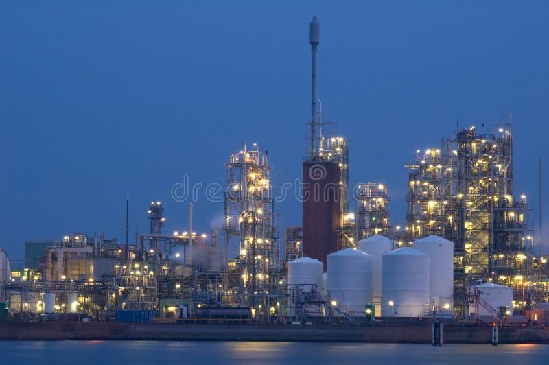 chemiczny przemysł