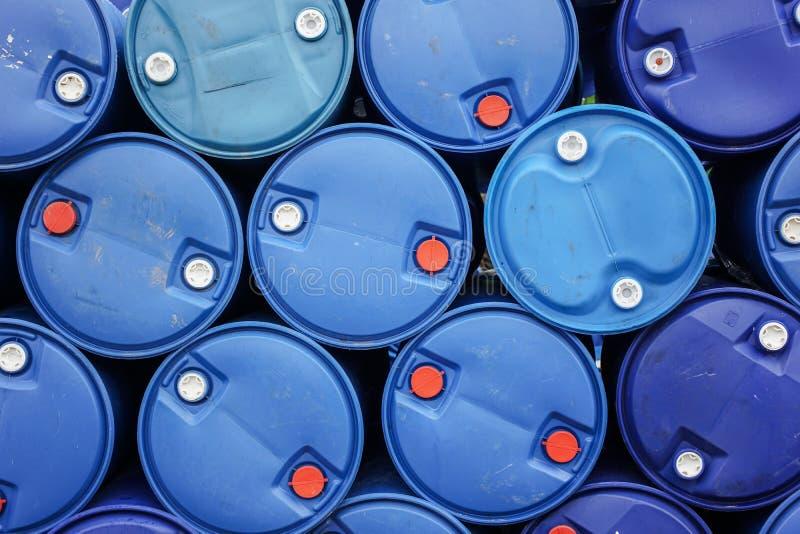 Chemiczny zbiornik zdjęcia stock