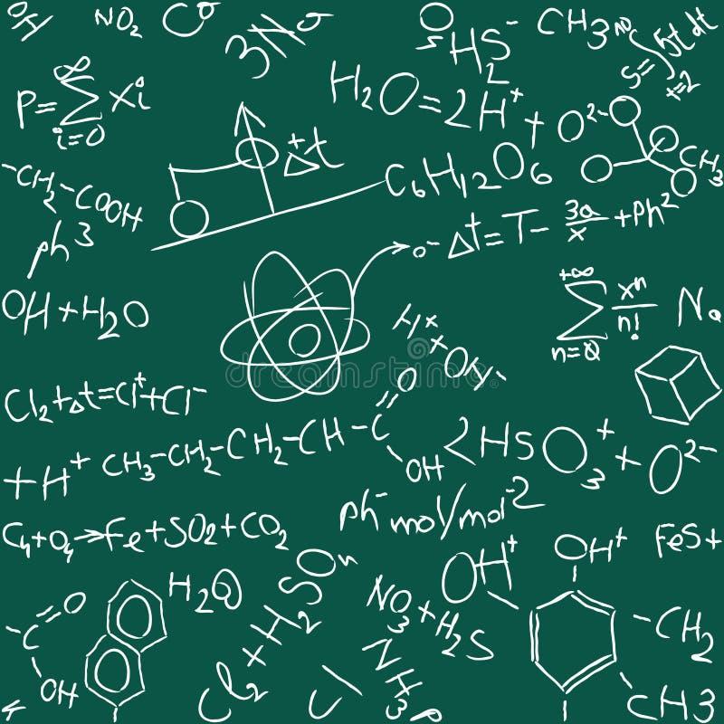 Chemie lizenzfreie abbildung