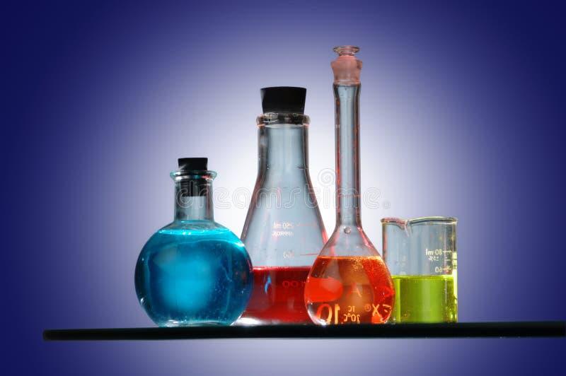 Chemie stock foto