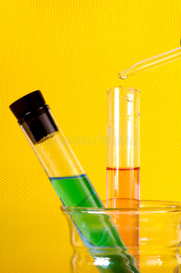 Chemie stockbilder
