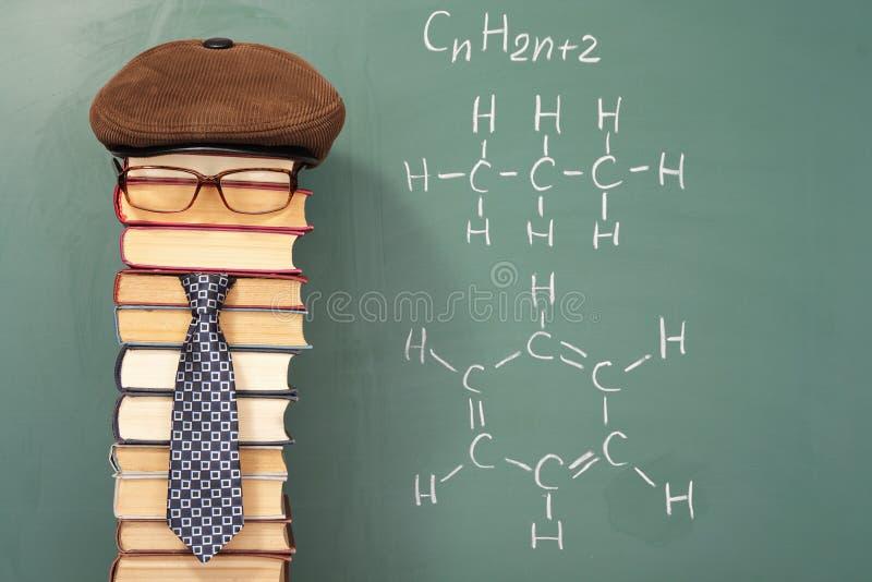 chemie royalty-vrije stock afbeelding