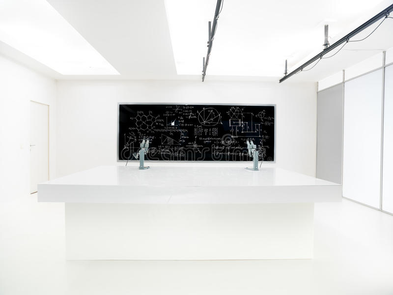 Chemielabor lizenzfreies stockfoto