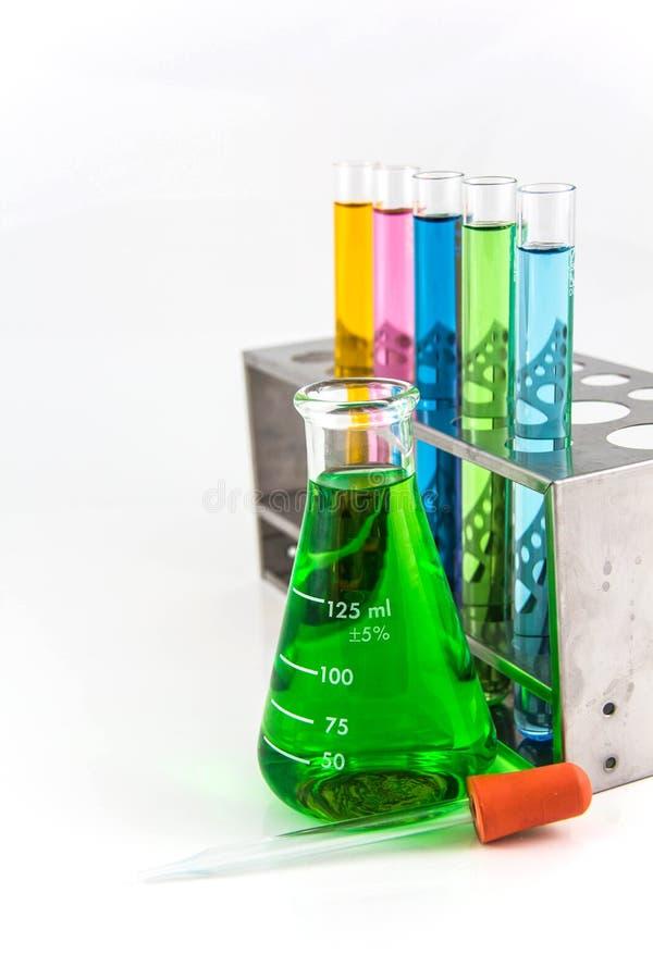 Chemikalie, Wissenschaft, Labor, Reagenzglas, Laborausstattung lizenzfreie stockfotografie