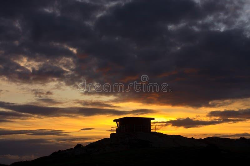 Chemin côtier d'Anglesey photo libre de droits