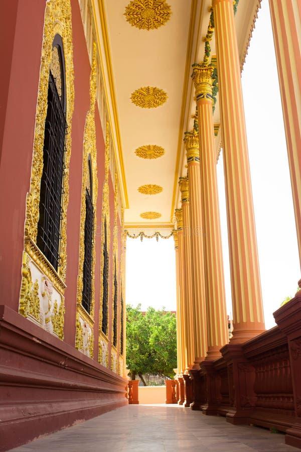 Chemin de Dharma image libre de droits