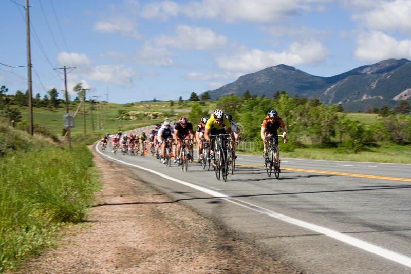 Chemin de vélo photos stock