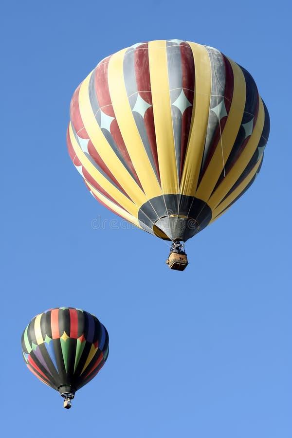 Chemin grand de ballon de Reno photos stock