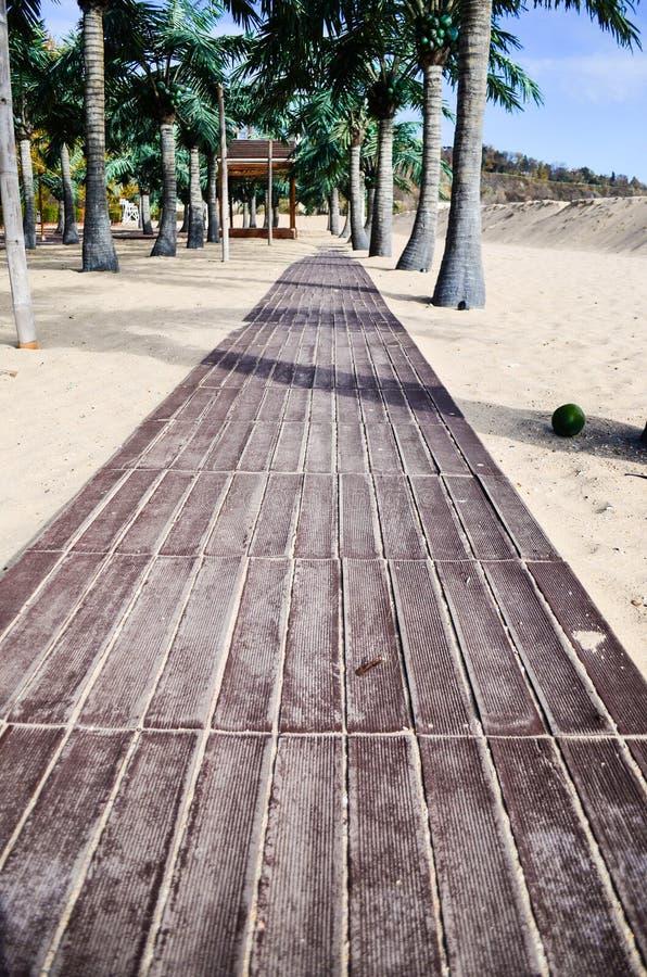 chemin yosemite de stationnement national image stock