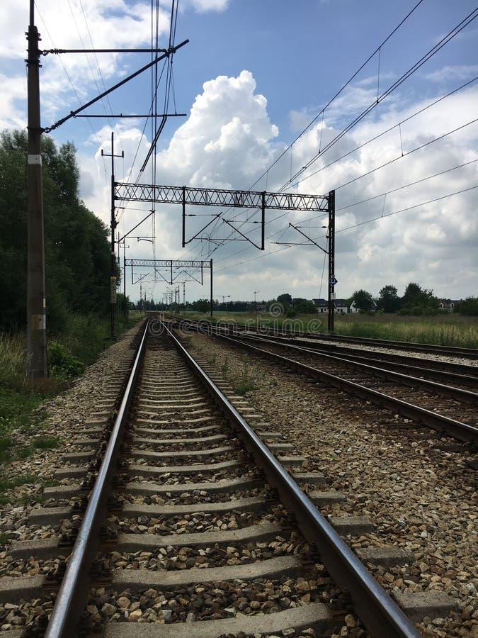 Chemins de fer 2 image stock