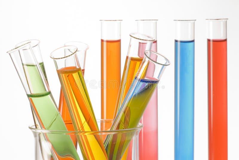 Chemisch onderzoek royalty-vrije stock foto's