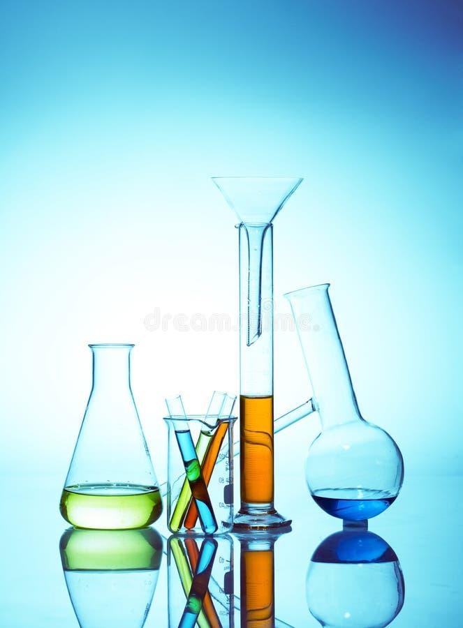 Chemisch onderzoek stock fotografie