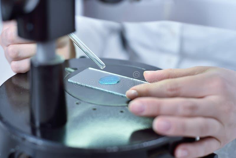 Chemisch product, biologie stock fotografie