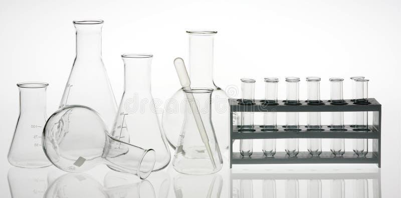 Chemische apparatuur royalty-vrije stock foto
