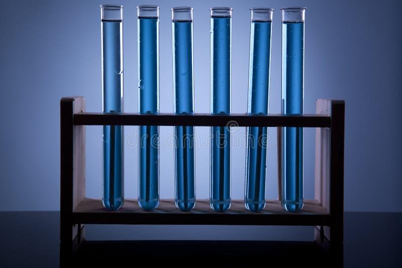 Chemische producten royalty-vrije stock foto's