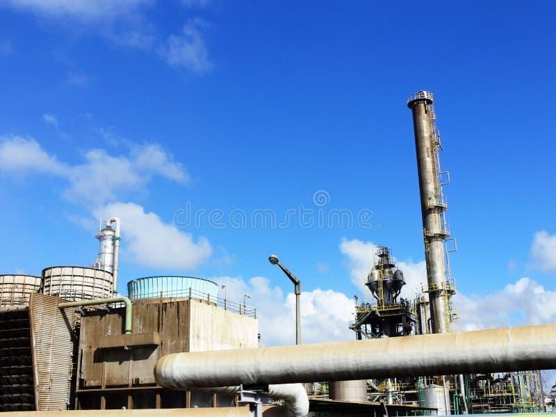 Chemische productie royalty-vrije stock fotografie