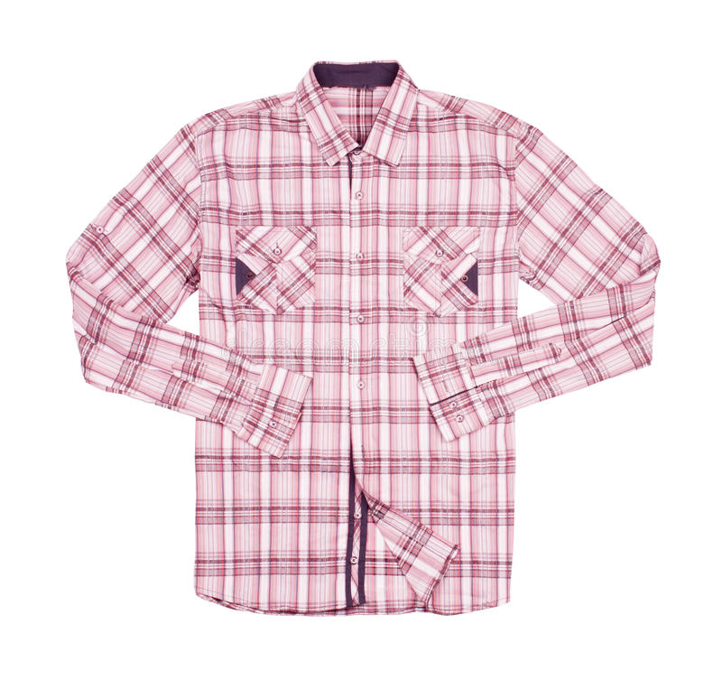 chemise d'isolement image stock