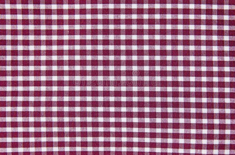 Chemise de coton contrôlée photo libre de droits