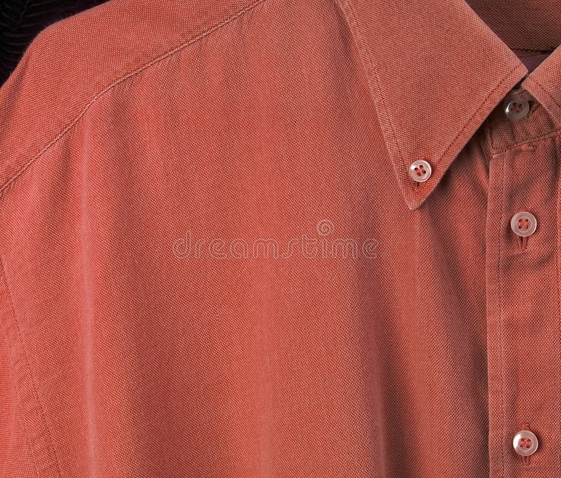 Chemise rouge photos stock