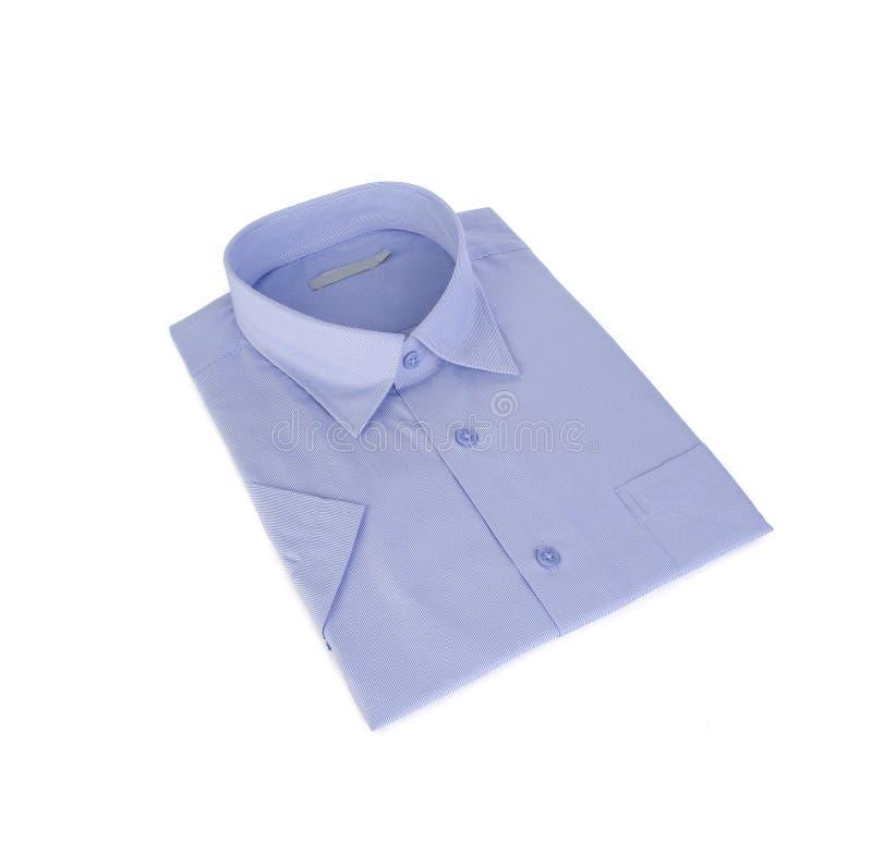 Chemise, chemise sur le fond photos libres de droits