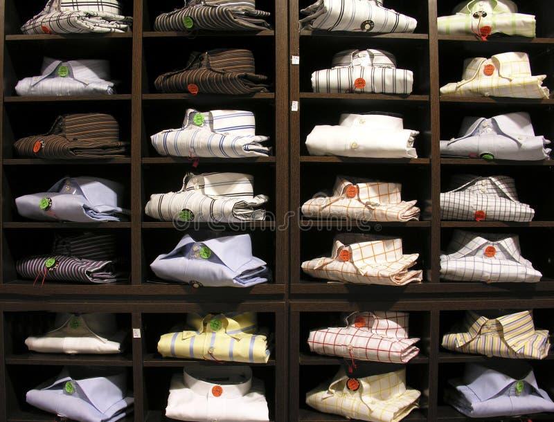 Chemises photos stock