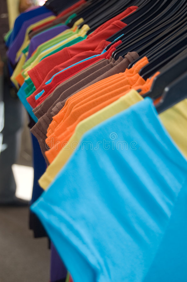 Chemises photo stock