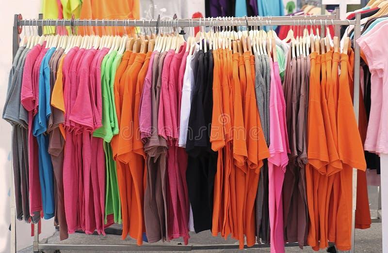 Chemises courtes de douille photo libre de droits