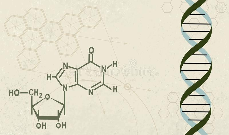 Download Chemistry stock illustration. Image of education, medical - 9447503