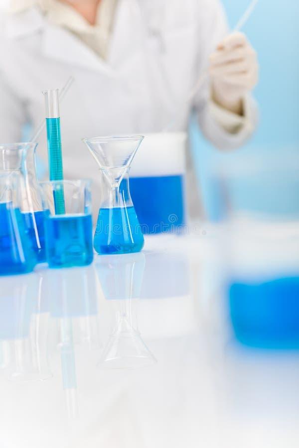 Chemistry - Flu virus vaccination research