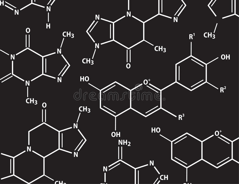 Download Chemistry Formulas Stock Photography - Image: 15413452
