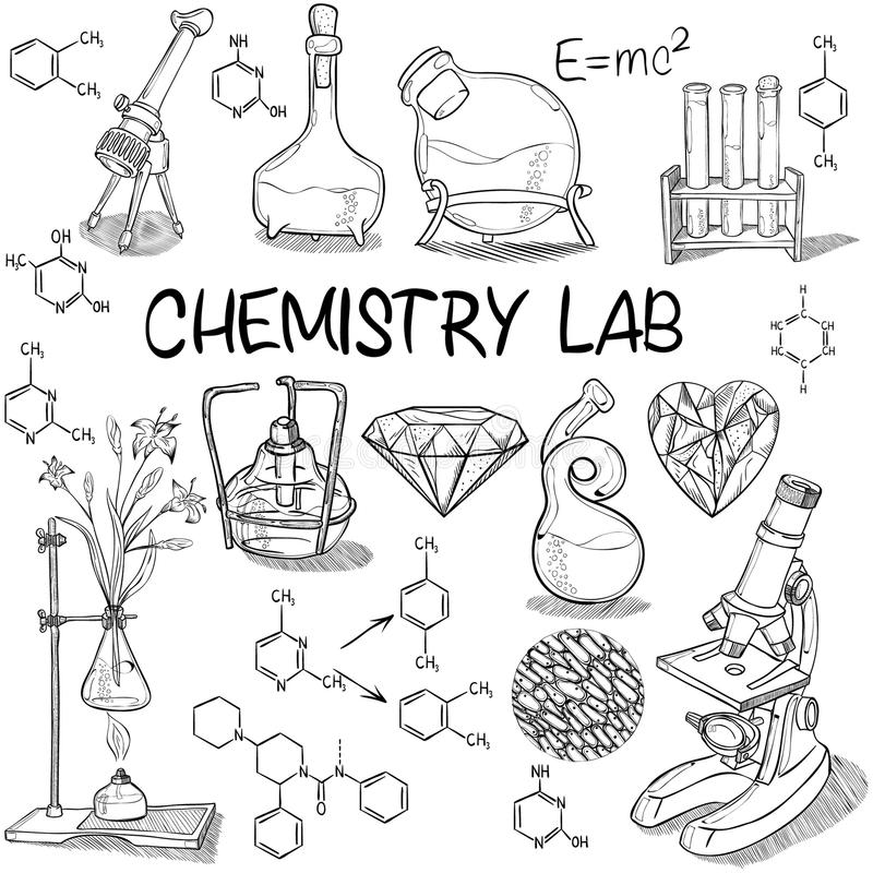 Chem Coloring Pages