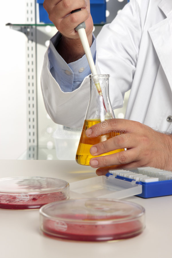 Download Chemistry Research And Analysis Stock Image - Image: 7385067
