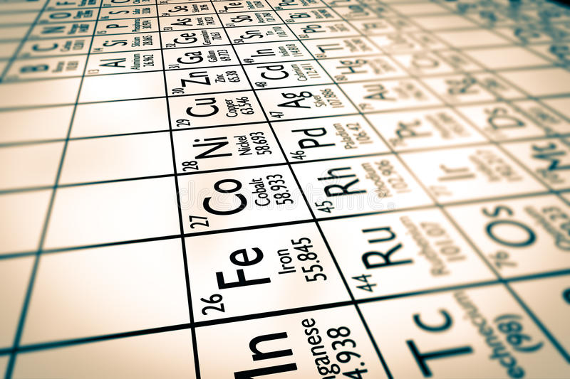 Chemistry transition metals stock photo image of mineral download chemistry transition metals stock photo image of mineral mendeleiv 66069492 urtaz Image collections